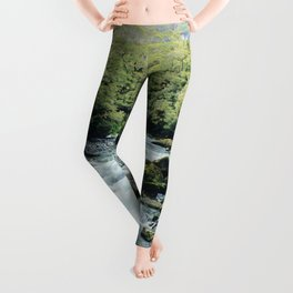MY RIVER. MY FOREST. Leggings