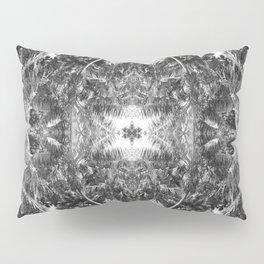 Euphoria Black n White Pillow Sham