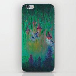 Hummingbirds iPhone Skin