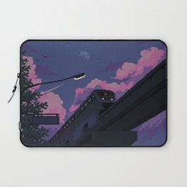 Moonrise twilight Laptop Sleeve