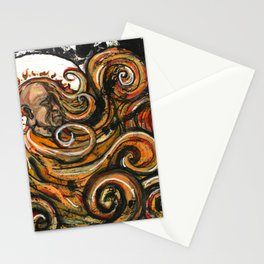 ETERNAL FLAMES Stationery Cards