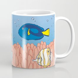 Fish Day Coffee Mug