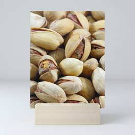 Pistachios Mini Art Print