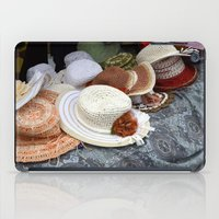hats iPad Cases featuring Hats by L'Ale shop