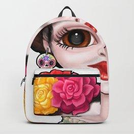 Frida's Flowers Backpack