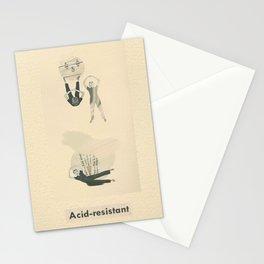 Acid-Resistant Stationery Cards