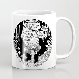 Do You Ever Get Tired of Contributing to Other People's Character Development? Coffee Mug