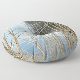 Reed Floor Pillow