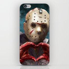 Love, Jason iPhone Skin