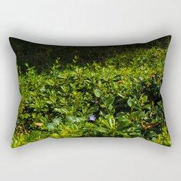 Stand out Flower Rectangular Pillow