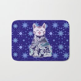 Your Touchy Cat Bath Mat