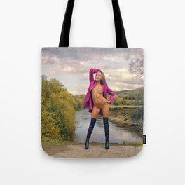 Pink IV Tote Bag
