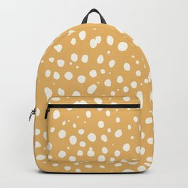LEOPARD YELLOW Backpack