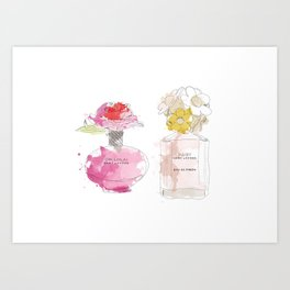 Marc Jacobs Art Print