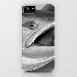 Here Fishy Fishy iPhone Case