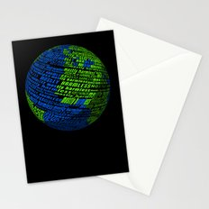 Mostly Harmless Stationery Cards