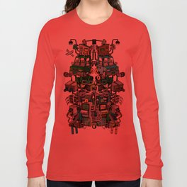 Sketchbook Composite - 1 Long Sleeve T-shirt