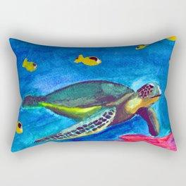 Honu Rectangular Pillow