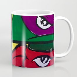 Ninja Turtles Coffee Mug