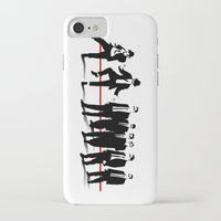 reservoir dogs iPhone & iPod Cases featuring Reservoir Brothers by The Cracked Dispensary