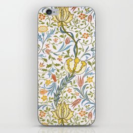 William Morris Flora iPhone Skin