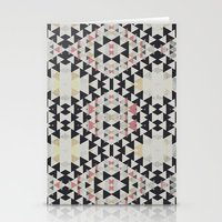 navajo Stationery Cards featuring navajo by spinL