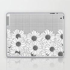 Daisy Grid Laptop & iPad Skin