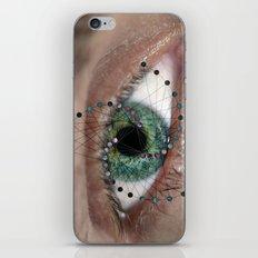The Geometric Eye iPhone & iPod Skin
