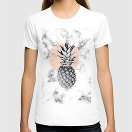 Marble Pineapple 053 T-shirt