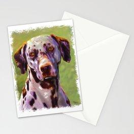 Dalmas  Stationery Cards