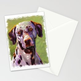 Dalmas  Stationery Cards
