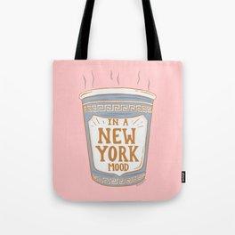 NEW YORK MOOD Tote Bag