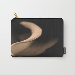 Leek on Black 2 Carry-All Pouch