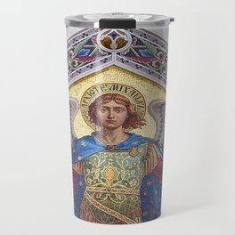 Archangel Michael Travel Mug
