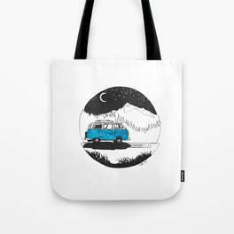 106/365 - The Night Will Be Ours Tote Bag