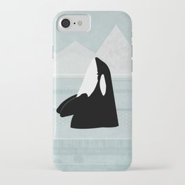 Orca iPhone Case