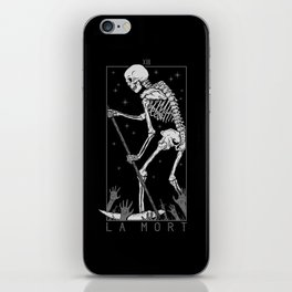 La Mort iPhone Skin
