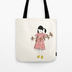LoveGarlandLove Tote Bag