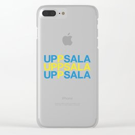 UPPSALA Clear iPhone Case