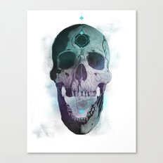 Ājňā - The Summoning Canvas Print