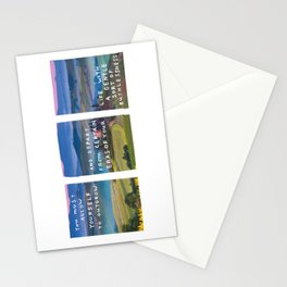 girl of the earth Stationery Cards