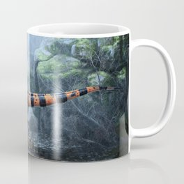 Dilophosaurus Wetherilli Restored Coffee Mug