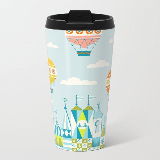 Small Magic Metal Travel Mug