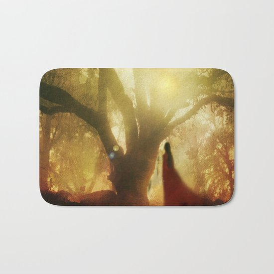 Autumn Song Bath Mat