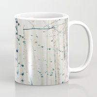 narnia Mugs featuring Aspen I by Laura Ruth