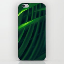 bcbg-0003-green iPhone Skin