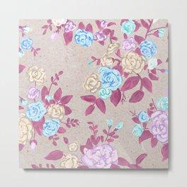 Flower powerz Metal Print