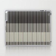 Piano Man   Abstract Pattern Laptop & iPad Skin