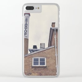 Provo UT-8 Clear iPhone Case