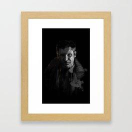 Rick Deckard Framed Art Print